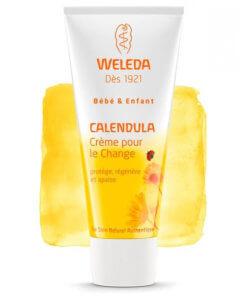 Crème change bébé calendula Weleda Maroc