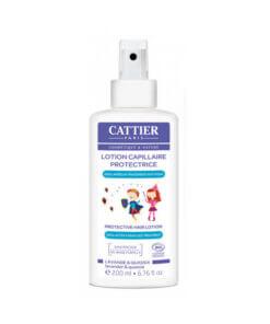 Lotion bio capillaire protectrice anti-poux cattier Maroc