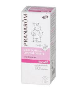 Pranarom bio spray digestif bébé