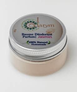 odarym - baume déodorant jasmin