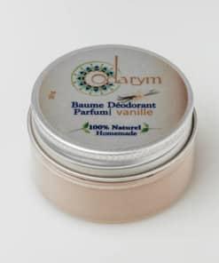 odarym - baume déodorant vanille