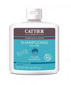 cattier shampoing volume cheveux fins