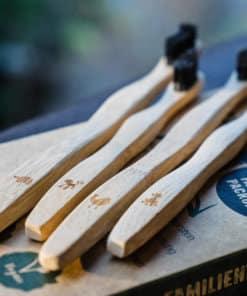 brosse dent bambou enfant