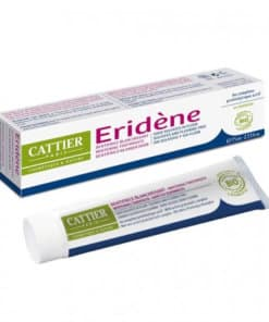 cattier dentifrice blanchissant bio