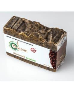odarym - savon café exfoliant