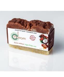 Savon exfoliant argan/pulpe coco