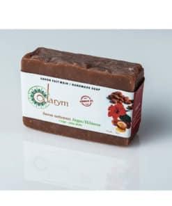 odarym - savon nettoyant visage argan hibiscus