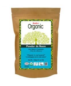 radico poudre de neem bio