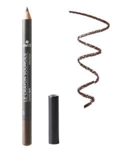 avril crayon sourcils ultra brun bio