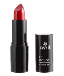 avril rouge a levres holliwood bio pas cher