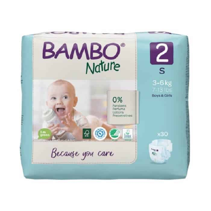 Bambo Nature - Couches T2