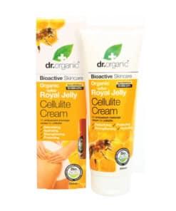 Dr.organic crème anti cellulite bio