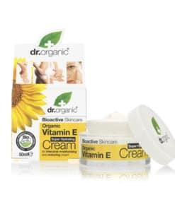 Dr.organic crème concentrée vitamine e bio