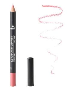 Avril crayon levres vieux rose bio