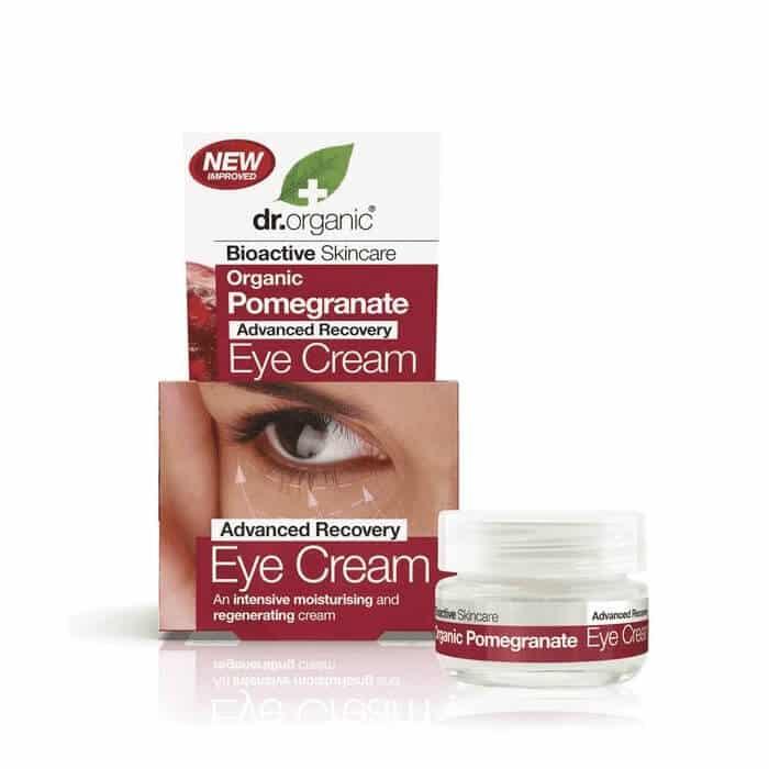 crème pour les yeux cernés