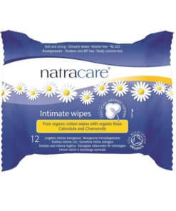 Natracare - lingettes intimes