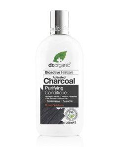 Après shampoing conditionneur charbon - Dr Organic
