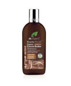 Shampoing au Beurre de Cacao - Dr Organic